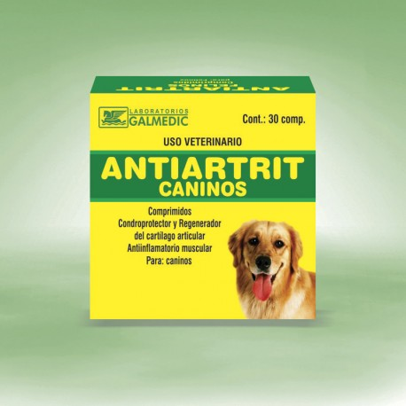 ANTIARTRIT CANINOS