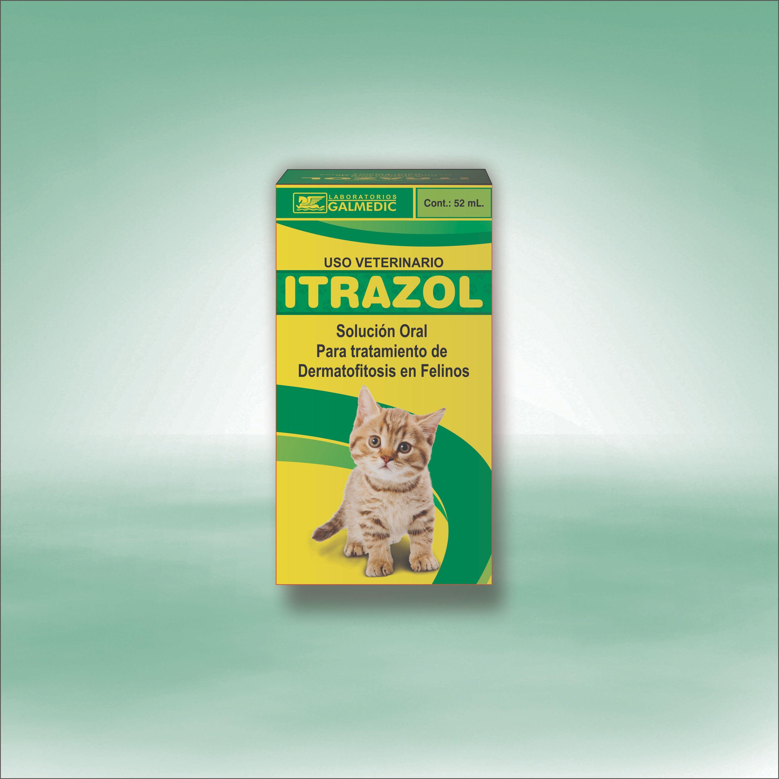 ITRAZOL SOLUCIÓN ORAL