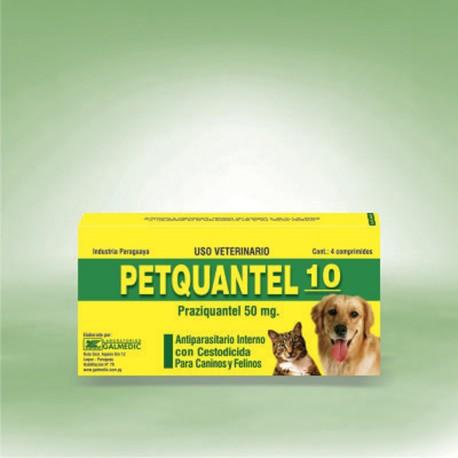 PETQUANTEL 10