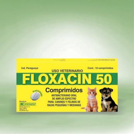 FLOXACIN 50