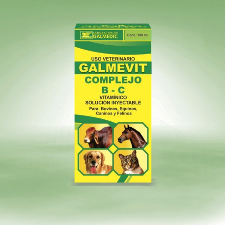 GALMEVIT COMPLEJO B - C