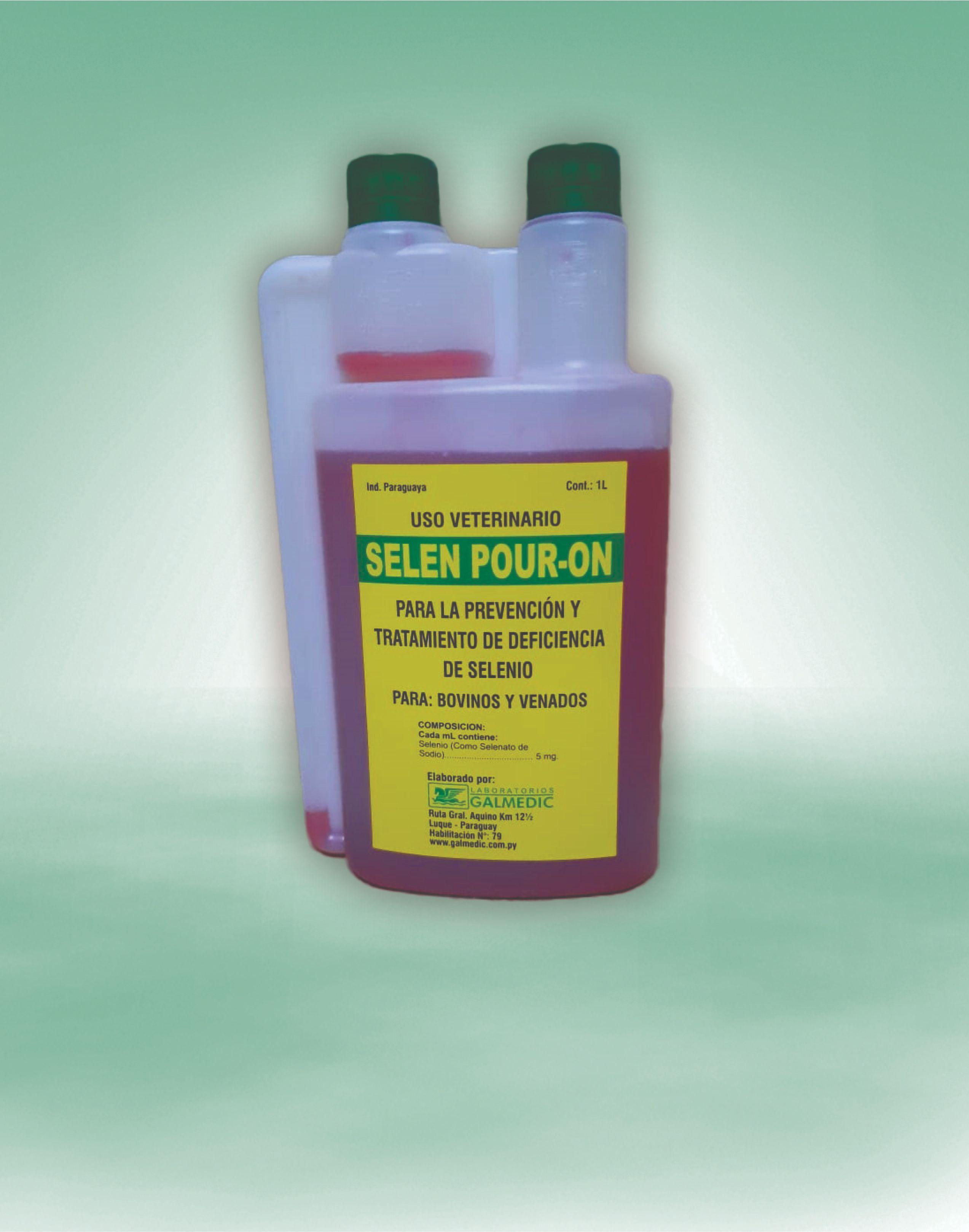 SELEN POUR-ON