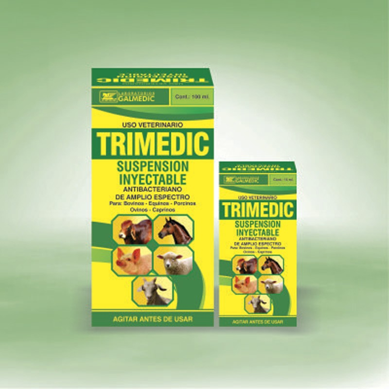 TRIDEMIC INYECTABLE