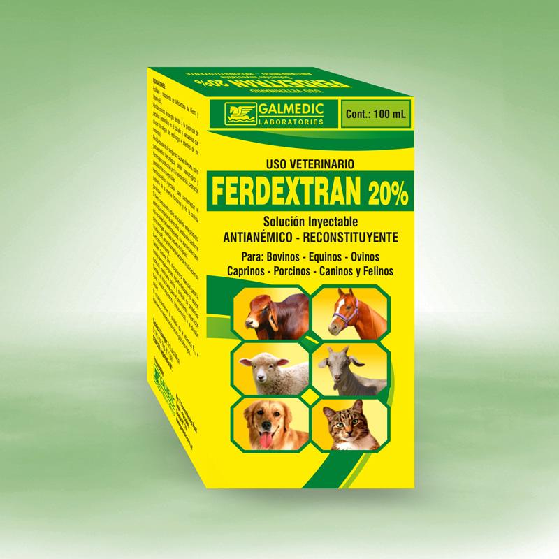 FERDEXTRAN 20%