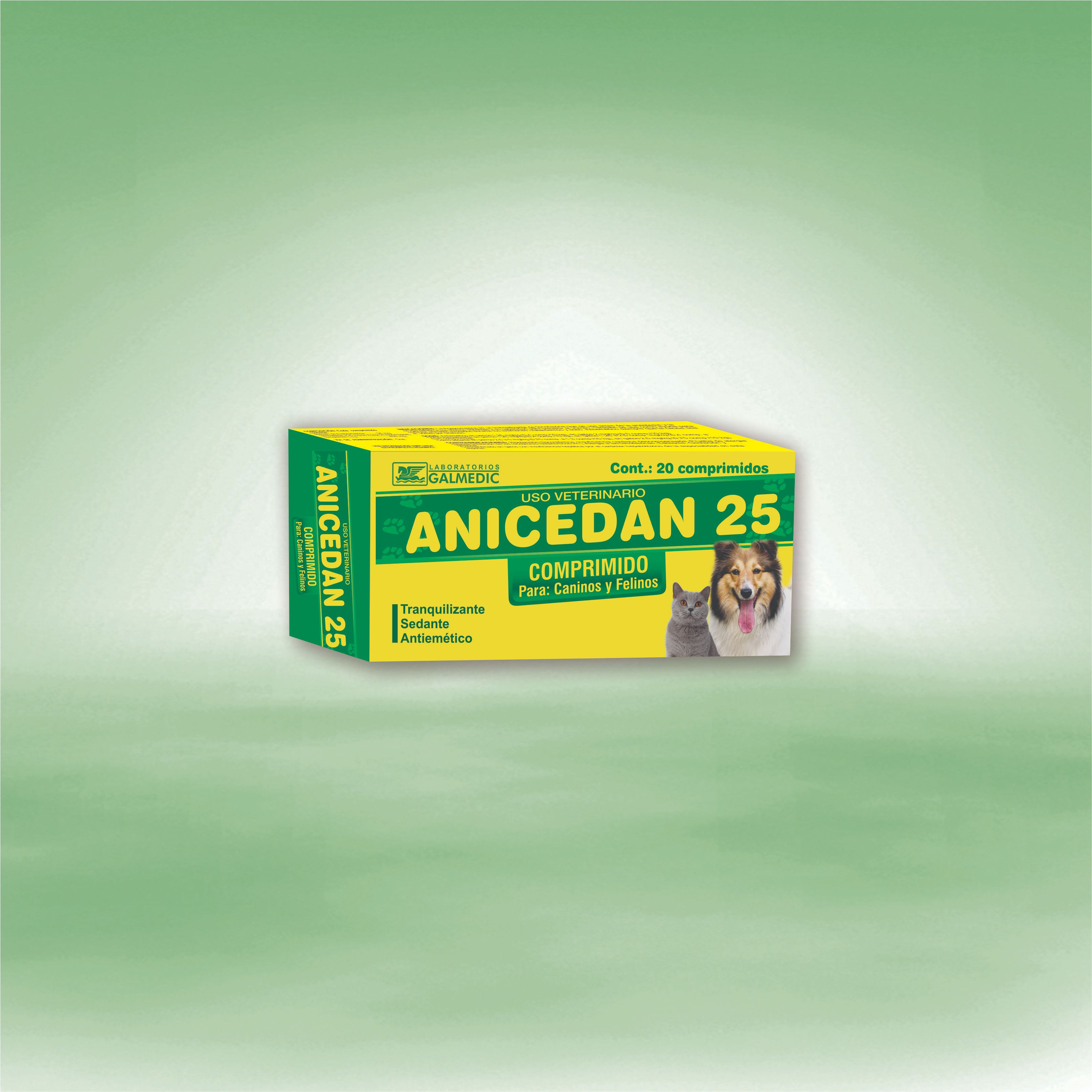 ANICEDAN 25